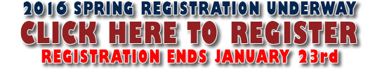 Start the Online Registration by Clicking Here!