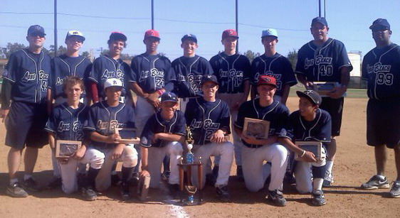 2011 USSSA All-Star Extravaganza Tournament Champions