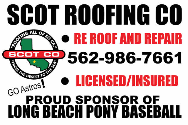 Scot Roofing Company - TRIPLE Sponsor